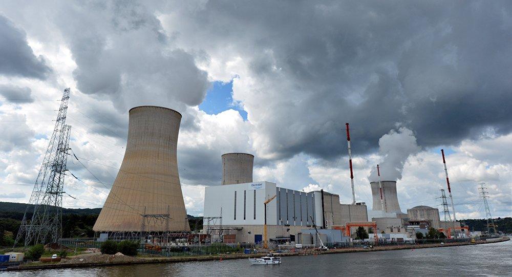 centrales nucléaires Tihange