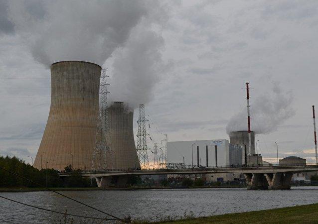 Centrale nucléaire de  Tihange, Belgique