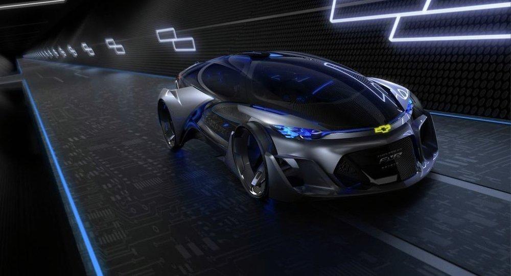une véhicule autonome