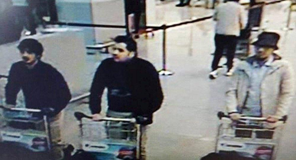 Les suspects des attentats de Bruxelles
