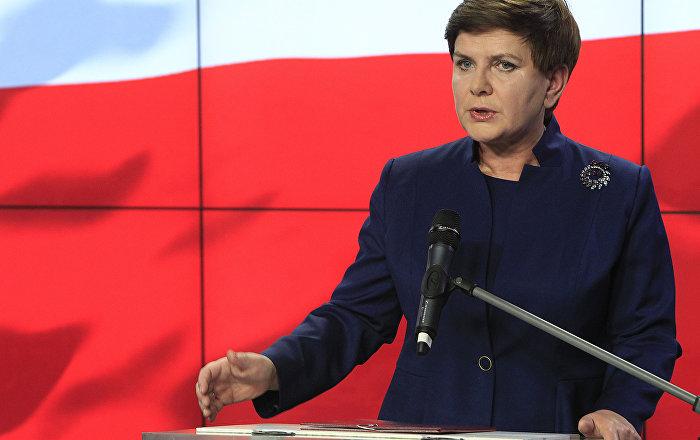 loi anti avortement les polonaises ridiculisent leur premi re ministre sputnik france. Black Bedroom Furniture Sets. Home Design Ideas