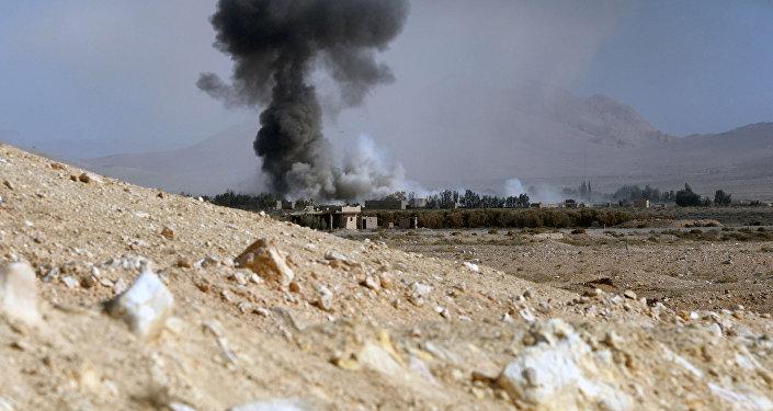 Les frappes russes contre les terroristes en Syrie