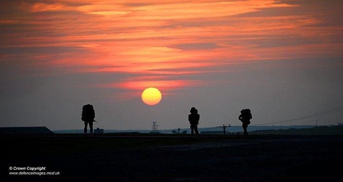Un commando russe tué près de Palmyre. Image d'illustration
