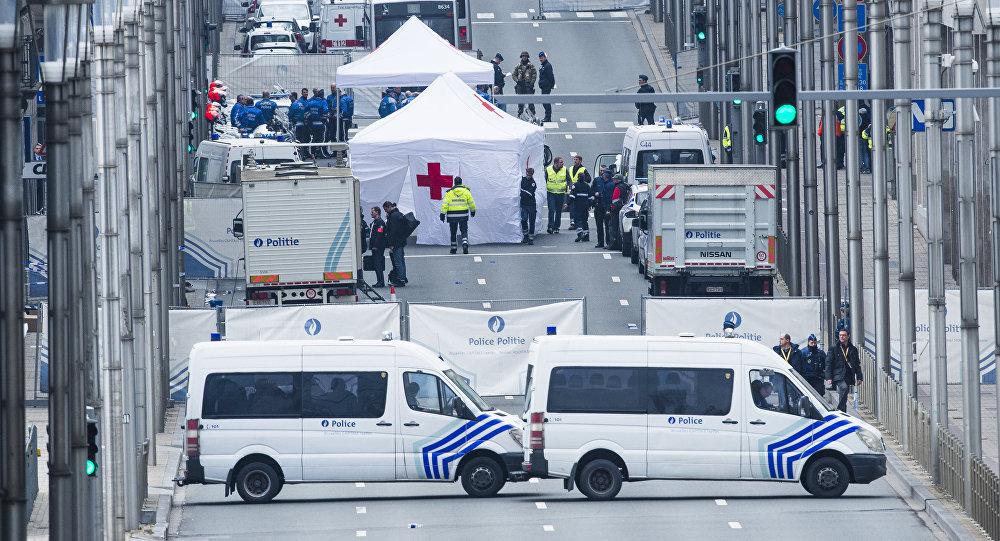 la Croix Rouge de Bruxelles