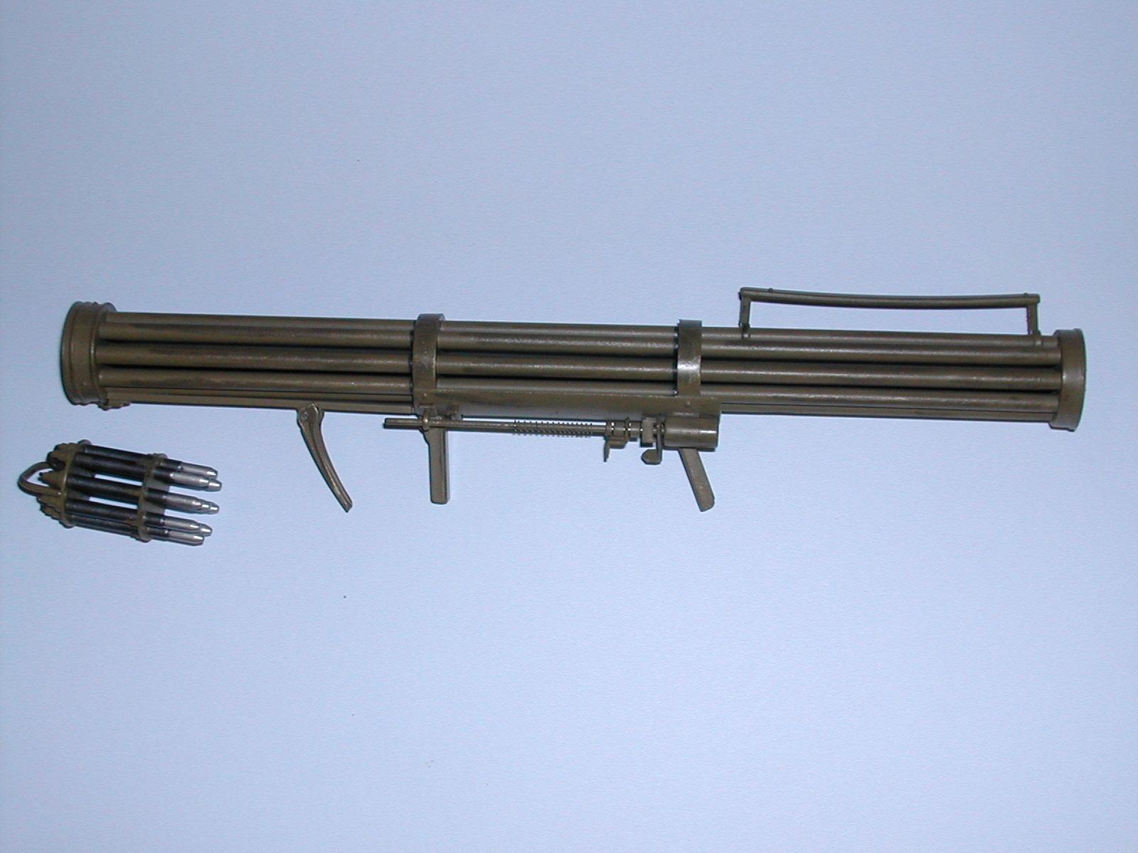 Fliegerfaust, canon antiaérien