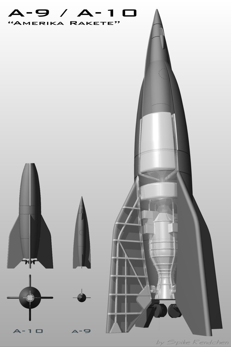 Missiles A9/A10