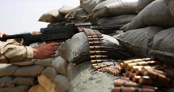Lutte contre Daech autour de Mossoul