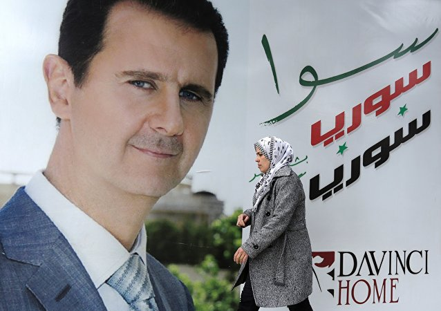 Bashar el-Assad, image d'illustration