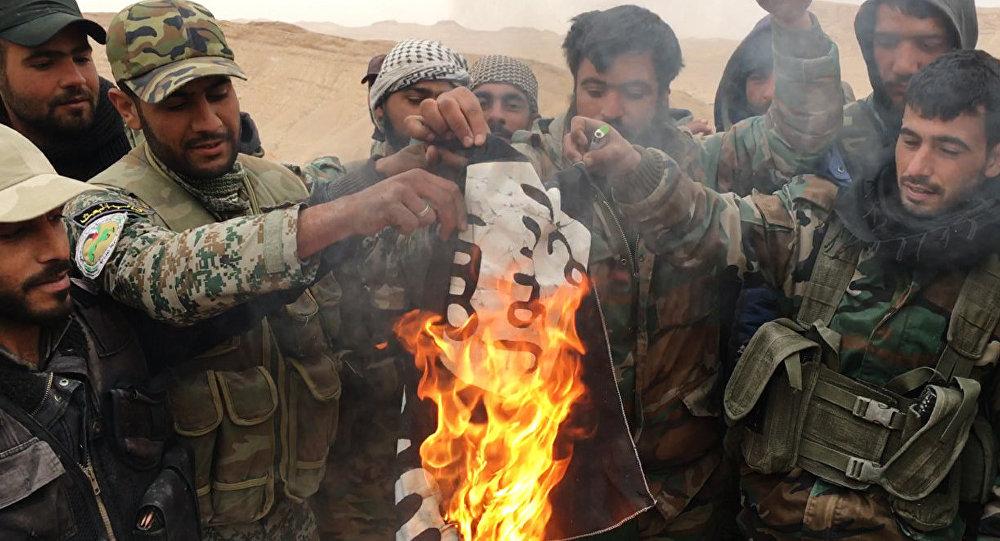L'armée syrienne a repris au groupe terroriste Daech la totalité de Palmyre