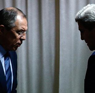 Lavrov et Kerry