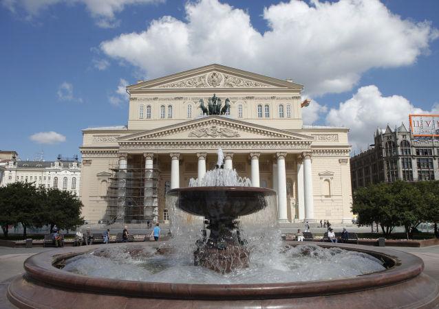 La majesté du Théâtre Bolchoï
