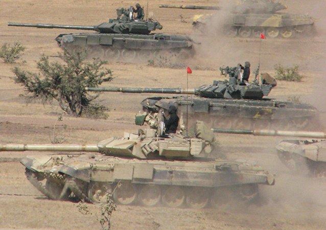 Chars T-90