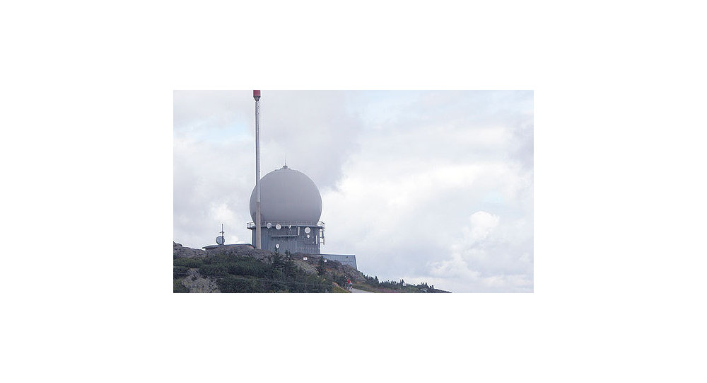 Un radar de l'Otan