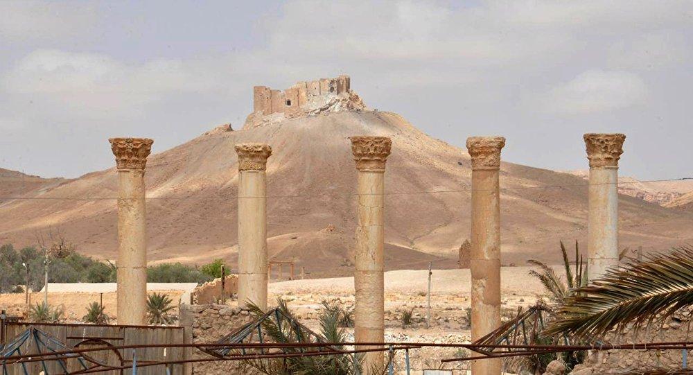 Expert français: la reprise de Palmyre, un sanglant revers de la libération d'Alep