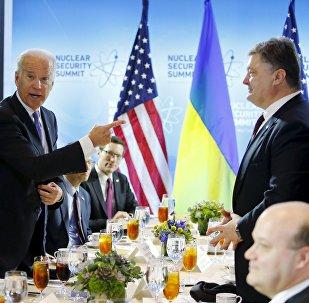 Washington promet à Kiev de l'argent en échange d'un nouveau gouvernement