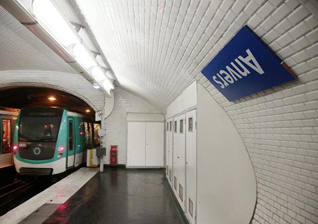 La RATP met Anvers à l'envers et rebaptise 12 autres stations