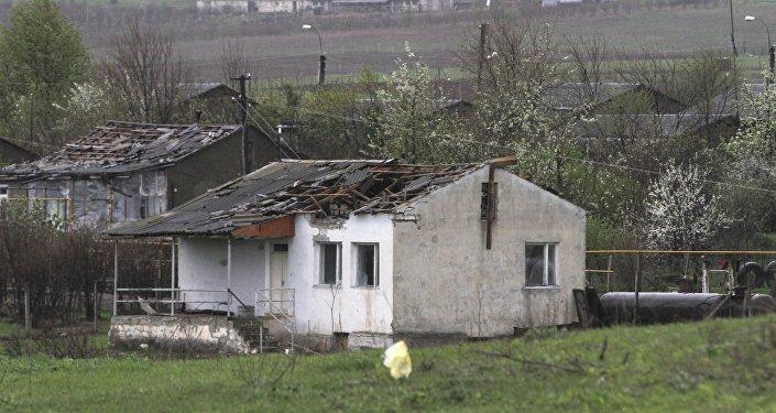 haut karabakh l 39 onu d voile le bilan des victimes sputnik france. Black Bedroom Furniture Sets. Home Design Ideas