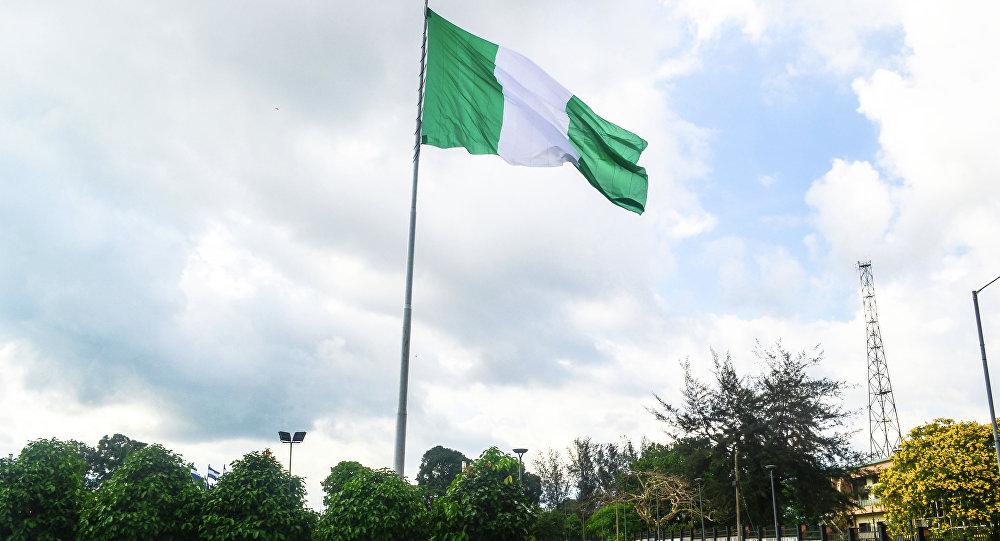Drapeau nigérian