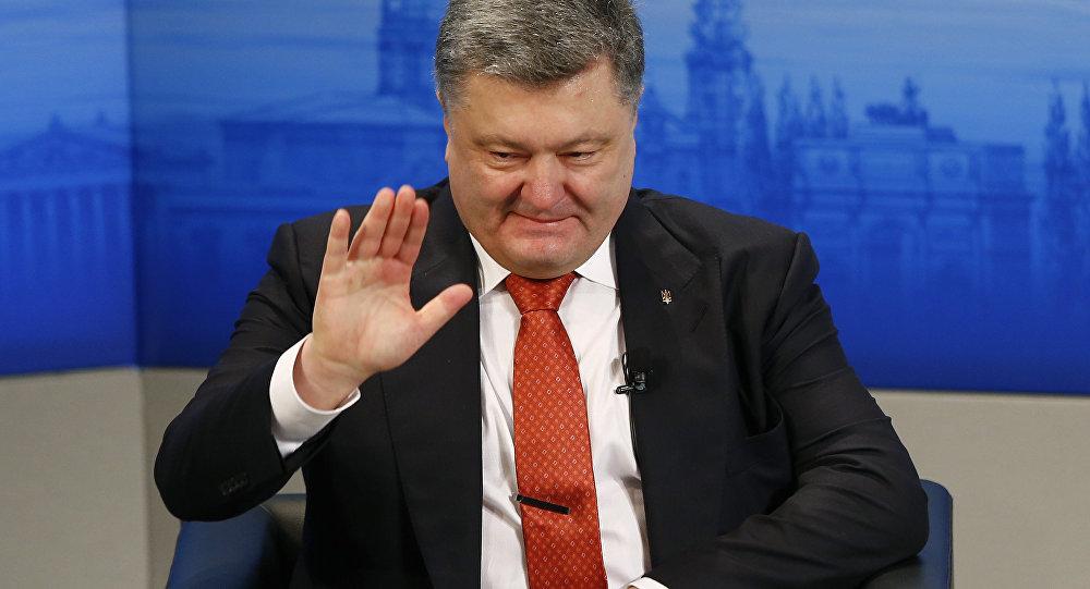 Transparency International appelle Porochenko à dévoiler ses secrets