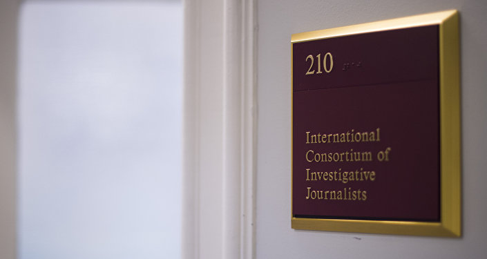 le Consortium international des journalistes d'investigation (ICIJ)