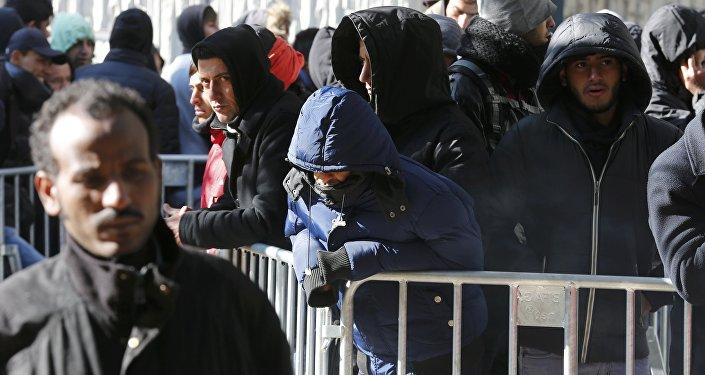 L'Union européenne continue d'accueillir un nombre important de réfugiés