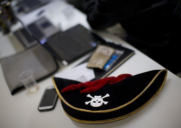 Les Pirates prennent le pouvoir en Islande. Image d'illustration