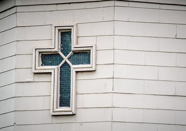 Une égliseUne église