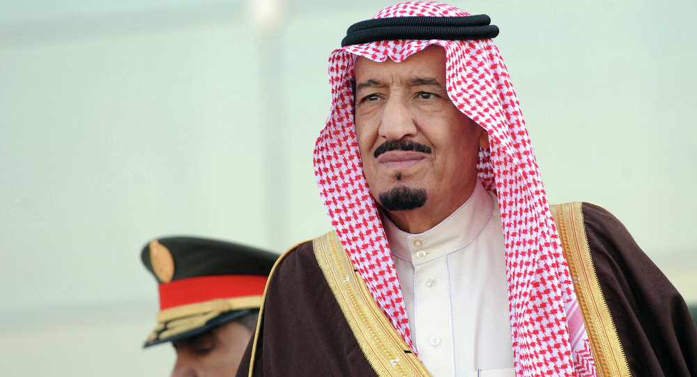 Le roi d'Arabie saoudite, Salmane ben Abdelaziz Al Saoud. Archive photo