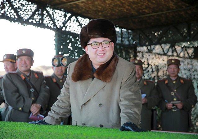 Pyongyang se prépare à lancer une fusée capable d'atteindre la côte est des USA