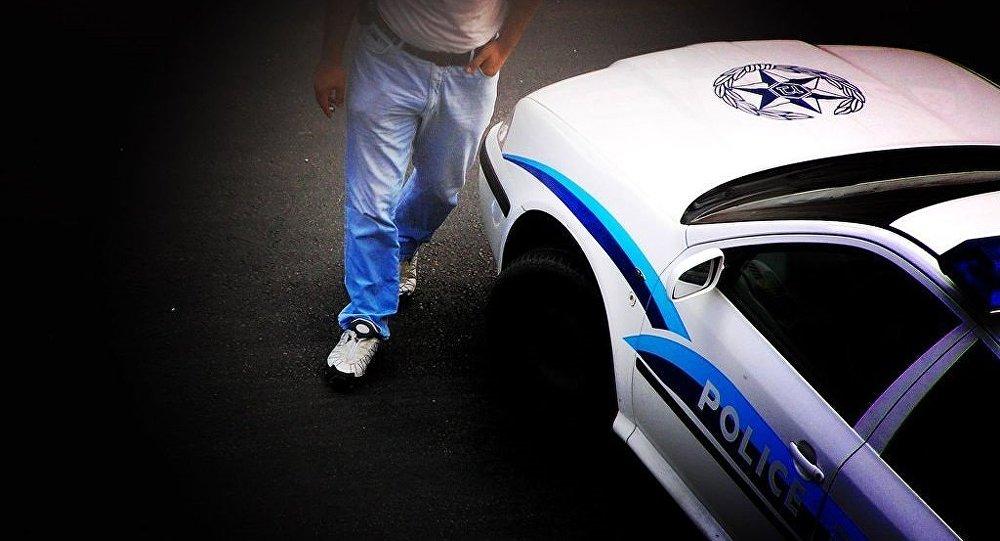 Police israélienne. Image d'illustration
