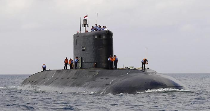 Le sous-marin nucléaire Arihant