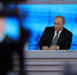Bilan de la ligne directe avec Vladimir Poutine