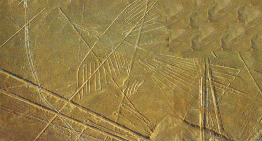 lignes de nazca - Photo
