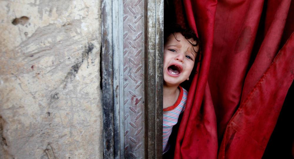 Enfant à Sanaa