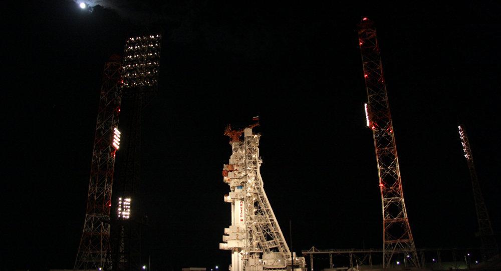 Un lanceur russe Proton-M