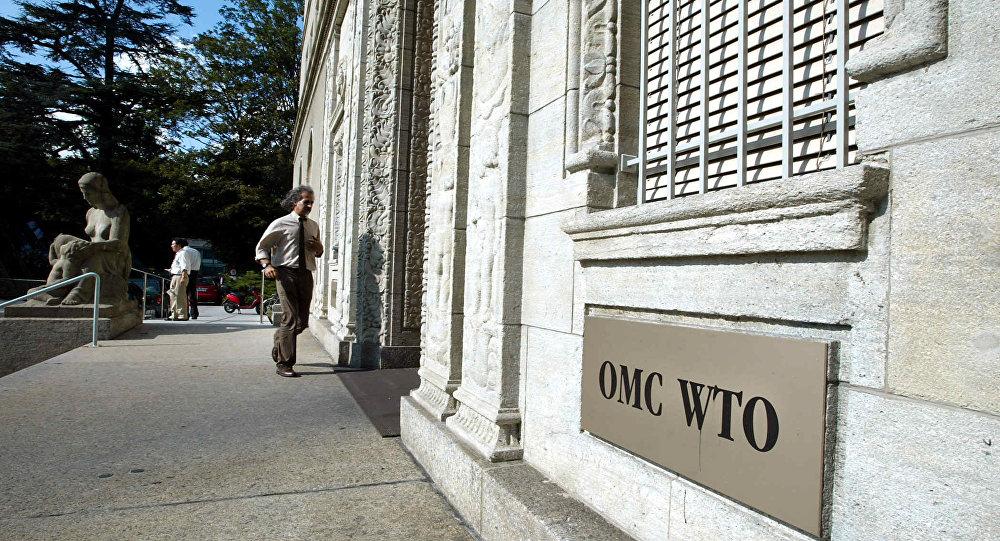 Le siège de l'OMC à Genève