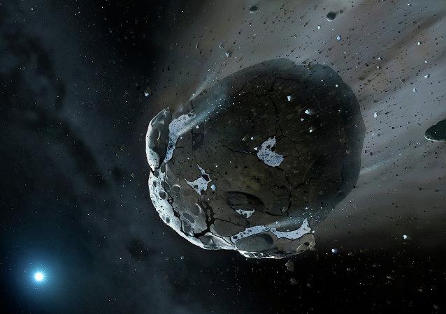 Un astéroïde