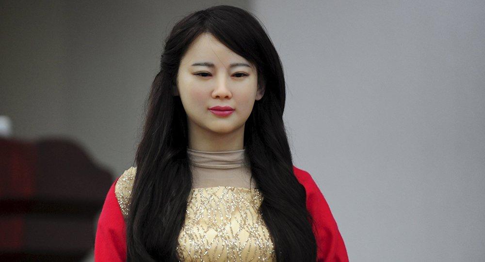 Jia Jia, ce robot qui ressemble trop aux humains