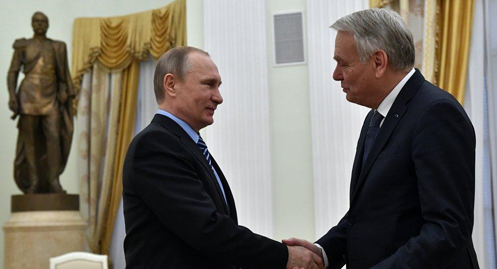 Malgré les difficultés, l'amitié France-Russie se renforce à tous les échelons