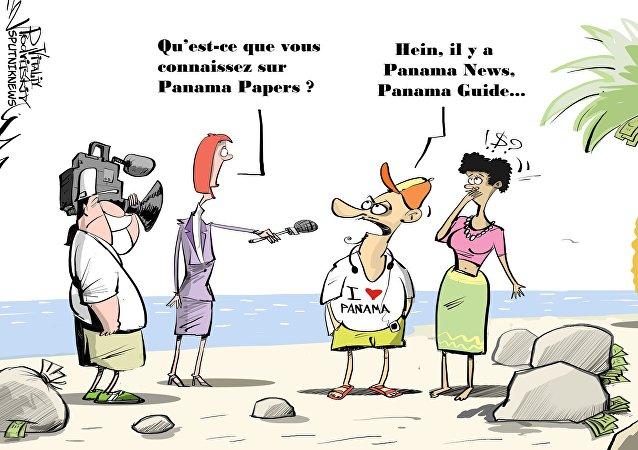 Panama Papers? Au Panama, jamais entendu parler!