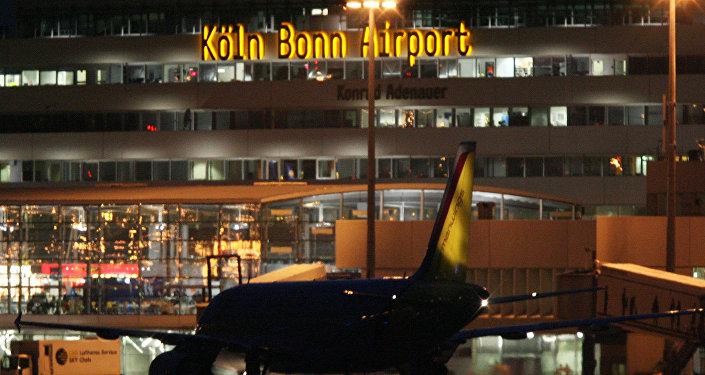L'aéroport de Cologne-Bonn