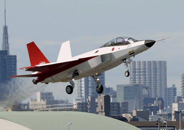 Le Japon a testé avec succès son premier avion furtif