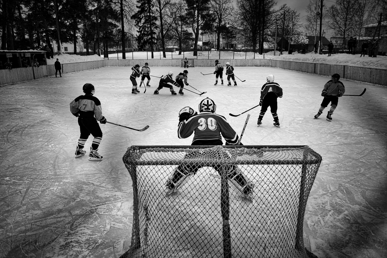 Le hockey à Vetlouga