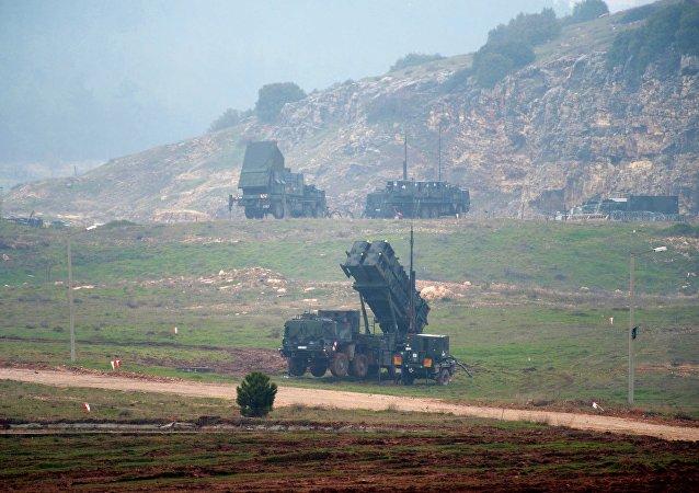 Bouclier antimissile en Turquie