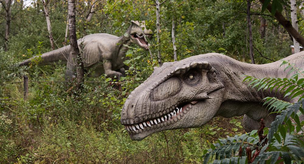 Les restes d'un dinosaure très féroce découverts en Iran