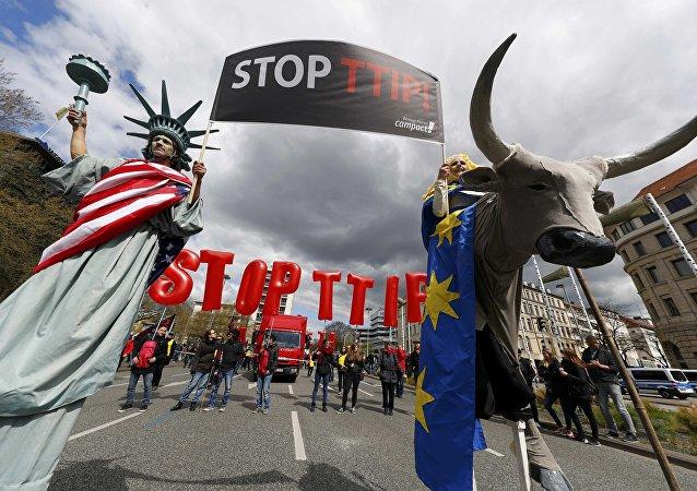 #TTIPLEAKS:  les initiatives américaines passées au crible