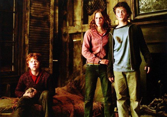 Image d'un film sur Harry Potter