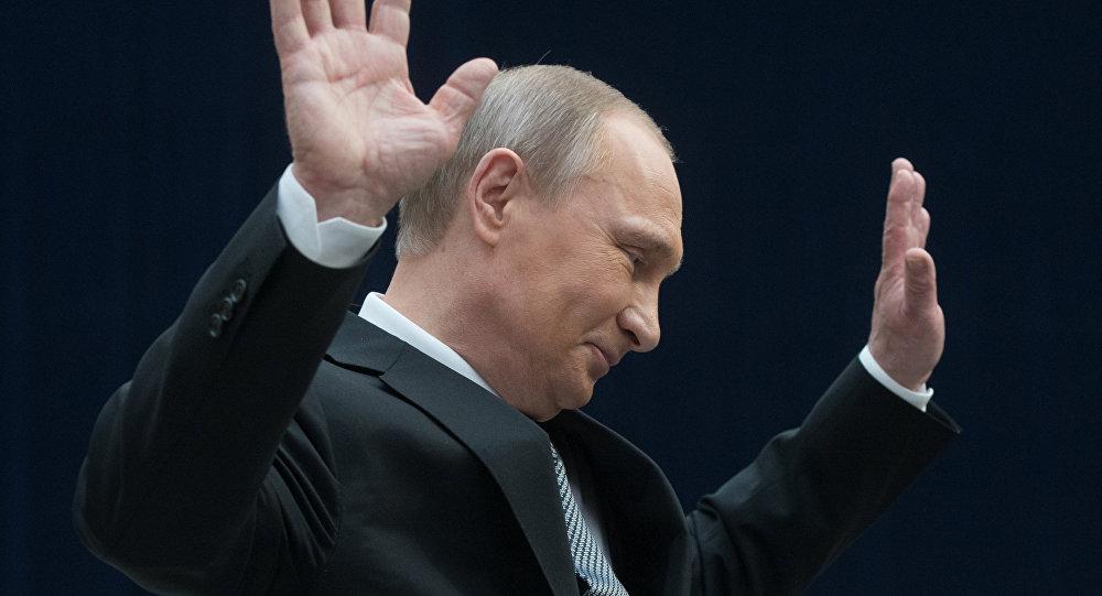 Vladímir Poutine