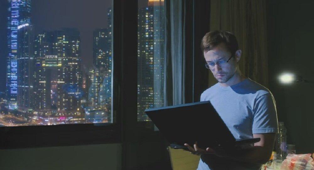 Bande-annonce pour Snowden d'Oliver Stone