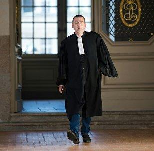 l'avocat français Frank Berton